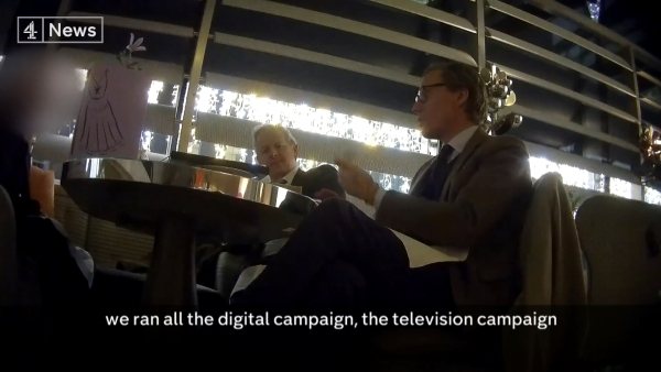 Cambridge Analytica ran Trump's digital & television campaign
