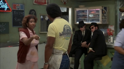 Think by Aretha Franklin from The Blues Brothers