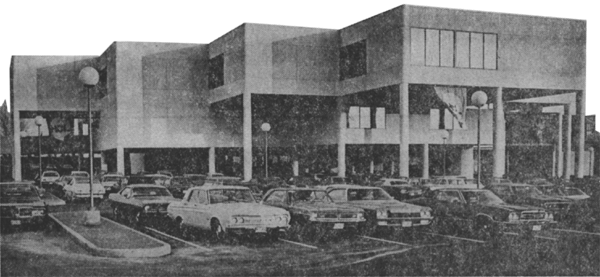 Southdale Hennepin Library 1973