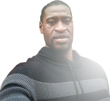 George Floyd, murdered by police, May 25, 2020