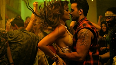 Luis Fonsi & Zuleyka Rivera in Despacito