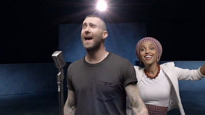 Maroon 5 - Girls Like You with Rep. Ilhan Omar