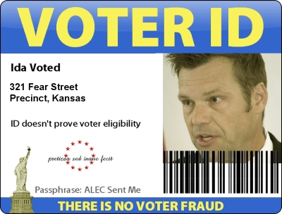 voter ID is voter suppression